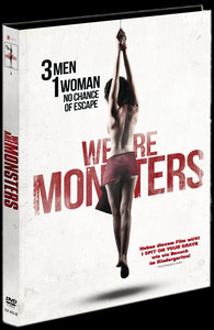 We are Monsters Cover B